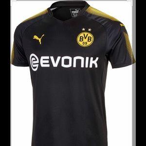 Puma Dortmund Soccer Jersey